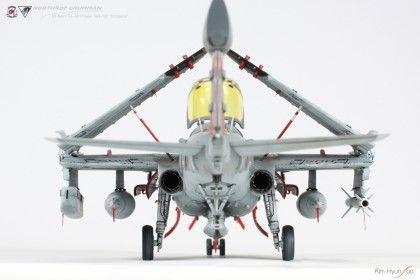 안녕하세요 우찬아빱니다. 오랜만에 미함재기시리즈로 인사드립니다. EA-6B는 키네틱,레벨,하세가와,모...