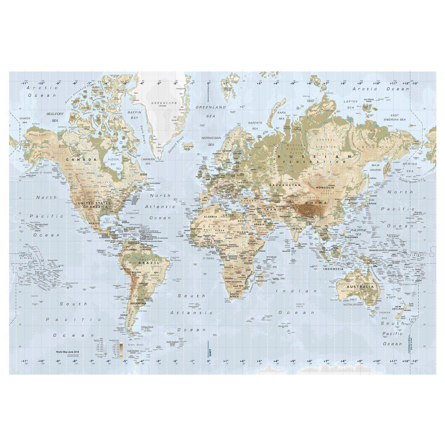 Amazon new ikea premiar world map picture with framecanvas amazon new ikea premiar world map picture with framecanvas large 55 gumiabroncs Gallery