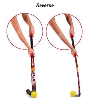 How To Hold A Field Hockey Stick Isport Com Field Hockey