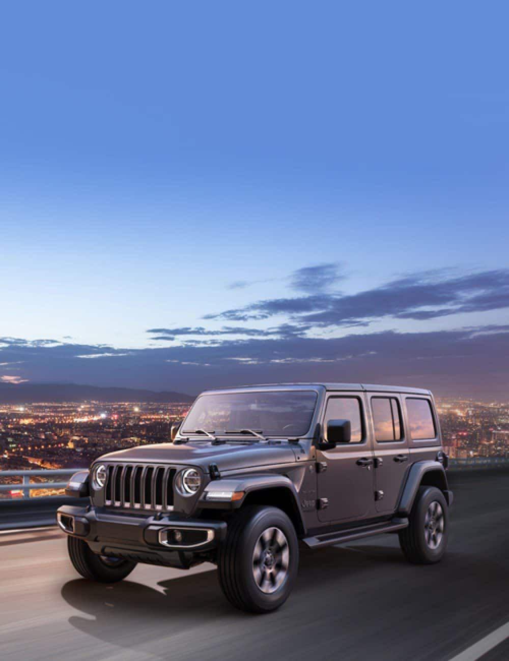 2019 Jeep Wrangler Overview Hero 1 Sahara City Jeep Nuevas