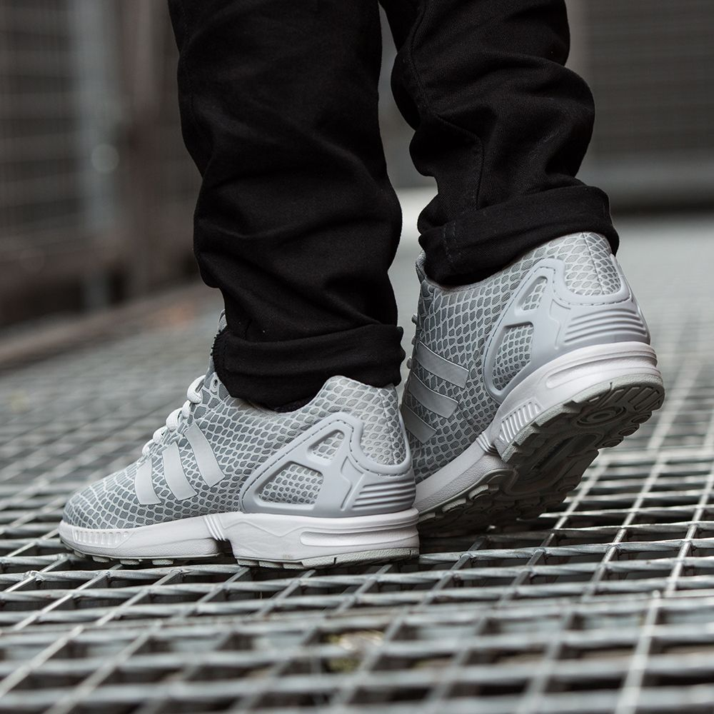 Adidas Zx Flux Techfit Grey
