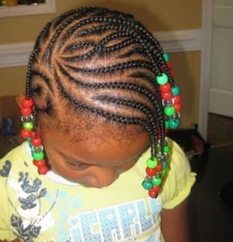 Braid Hairstyles For Girls Awesome Braided Hairstyles For Black Girls With Beads  Kids Braids