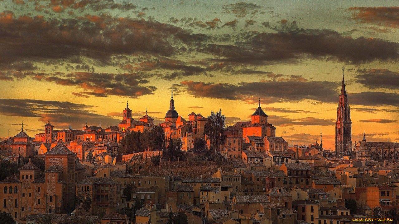 Toledo Spain Free Wallpapers Hd Desktop Wallpapers Toledo Spain Toledo Spain