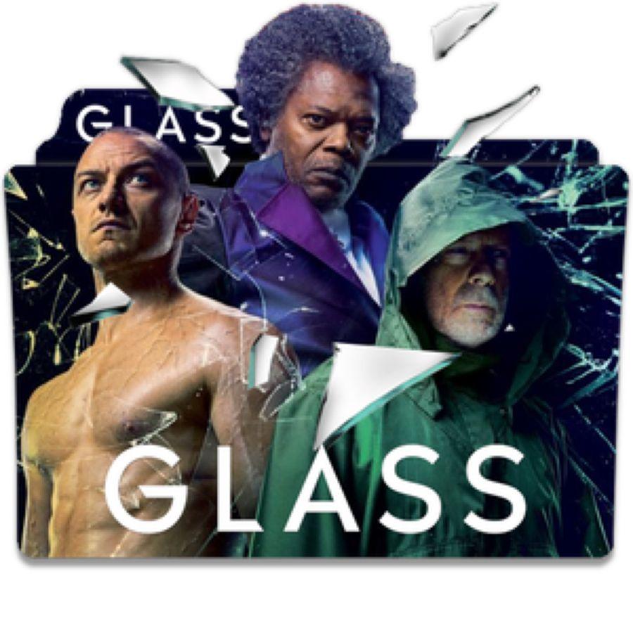 Glass 2019 v1S by ungrateful601010 on @DeviantArt | Movie Folder