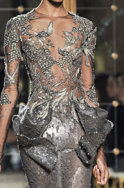 "Marchesa S/S 2012- Wonder if this is acceptable ""ball"" attire b/c it's FAB!!!  @1militarywife"