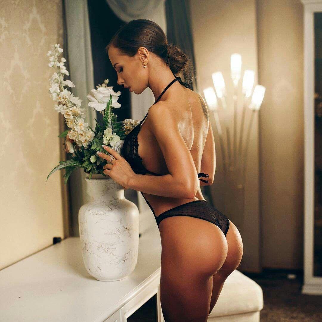 Nice Ass In Lingerie
