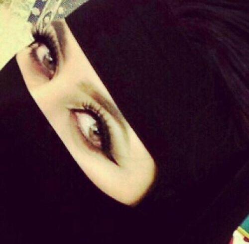 Arab Swag Cool Eyes Beautiful Hijab Niqab Fashion
