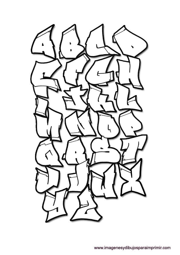 letras graffitis  Buscar con Google  de todo tipo  Pinterest