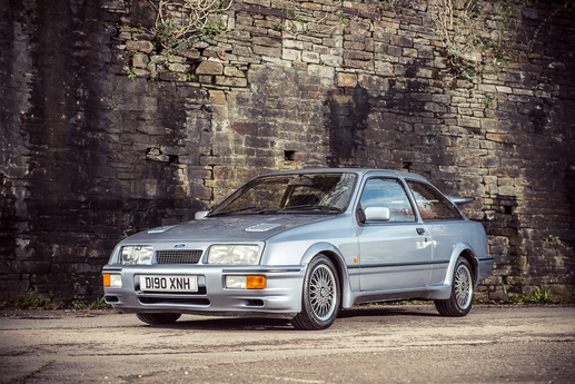 1986 Ford Sierra Rs Cosworth Silverstone Auctions Ford