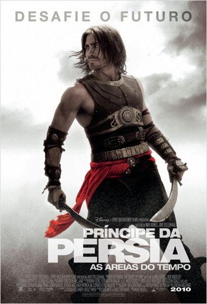Principe Da Persia As Areias Do Tempo Prince Of Persia Capas