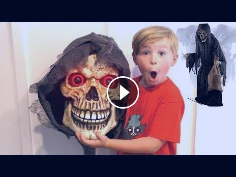 halloween horror spooky art DavidsTV halloween halloween