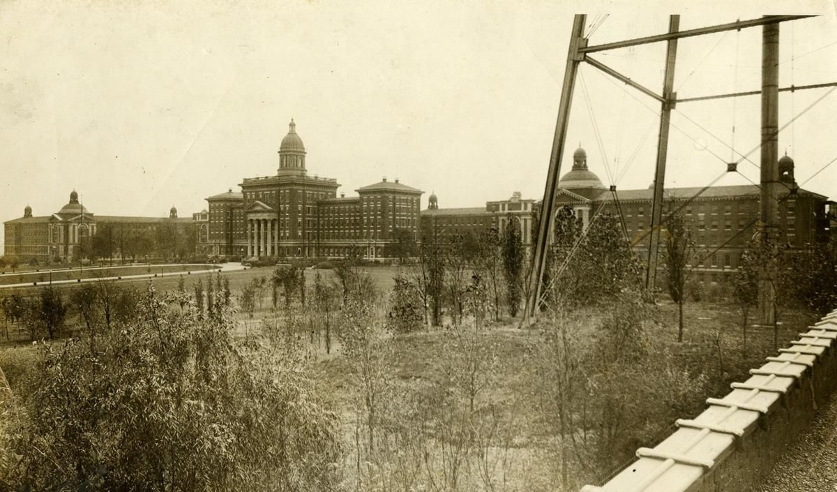 150 years from lunatic asylum to st louis psychiatric