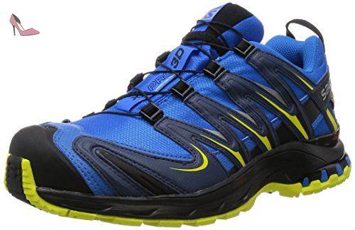 Salomon XA Pro 3D GTX®, Chaussures de Running Compétition homme, Bleu  (Bright