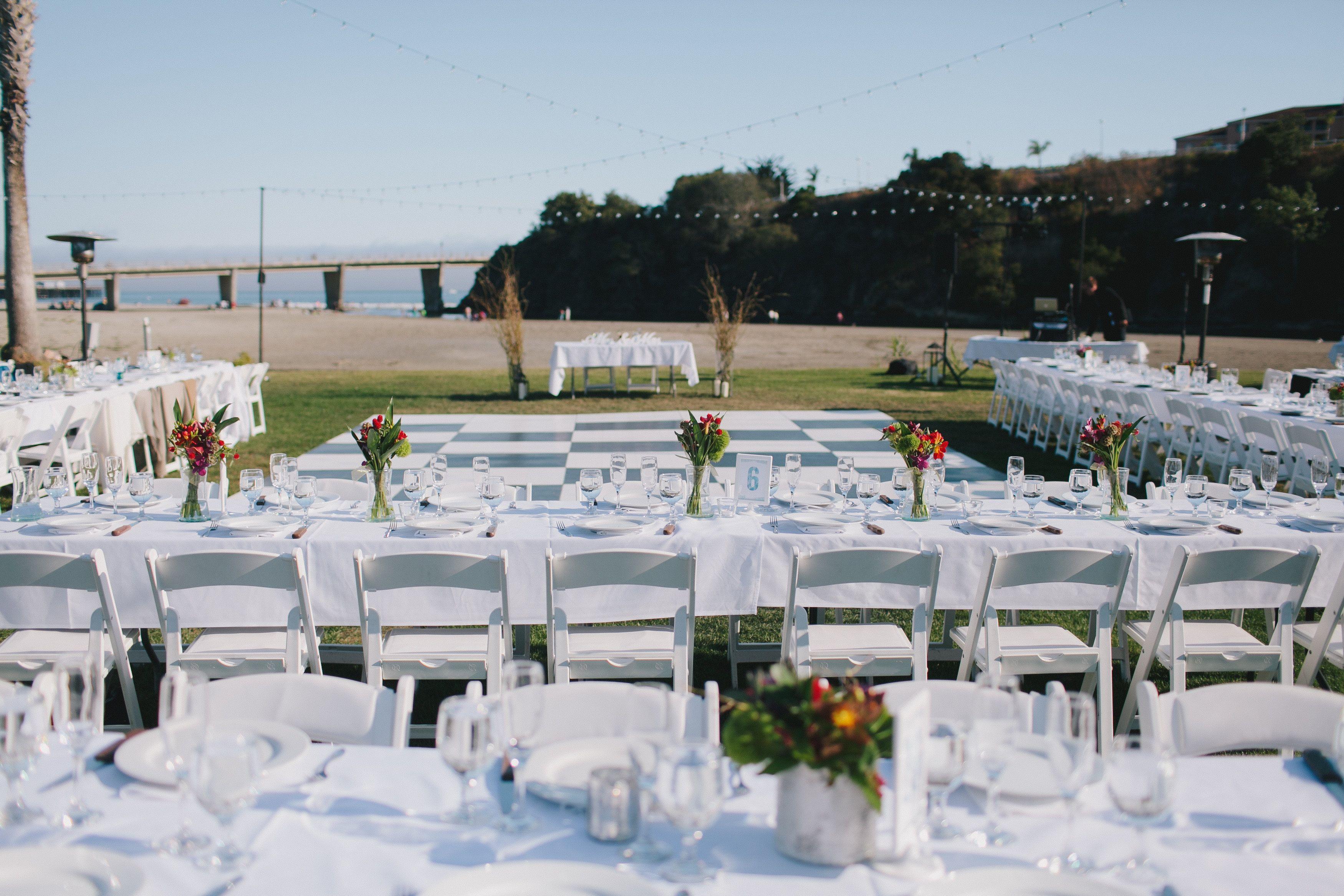 Central Coast Beach Wedding At Avila Golf Resort