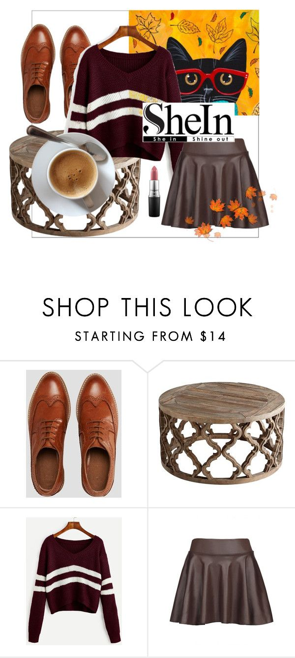 """""""High H"""" by libstowki ❤ liked on Polyvore featuring ASOS, MAC Cosmetics, cool, simple, retro and fallstyle"""