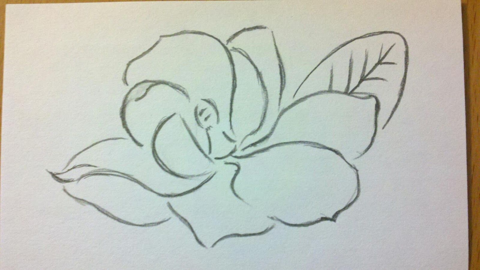 Line Art Heart Outline : Jwo designs tattoo your heart on my shoulder magnolia flower