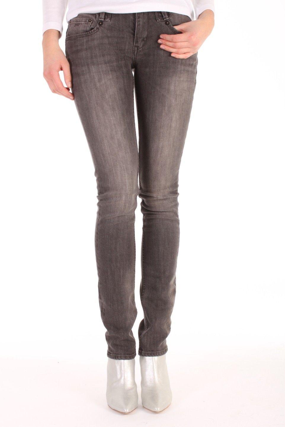 Deze Skinny+ VGS2 van Denham is gemaakt van katoen met elasthan. Het is een skinny fit met de bekende 7-point backpockets.  Skinny+ VGS2 - 02-13-11-11-004.