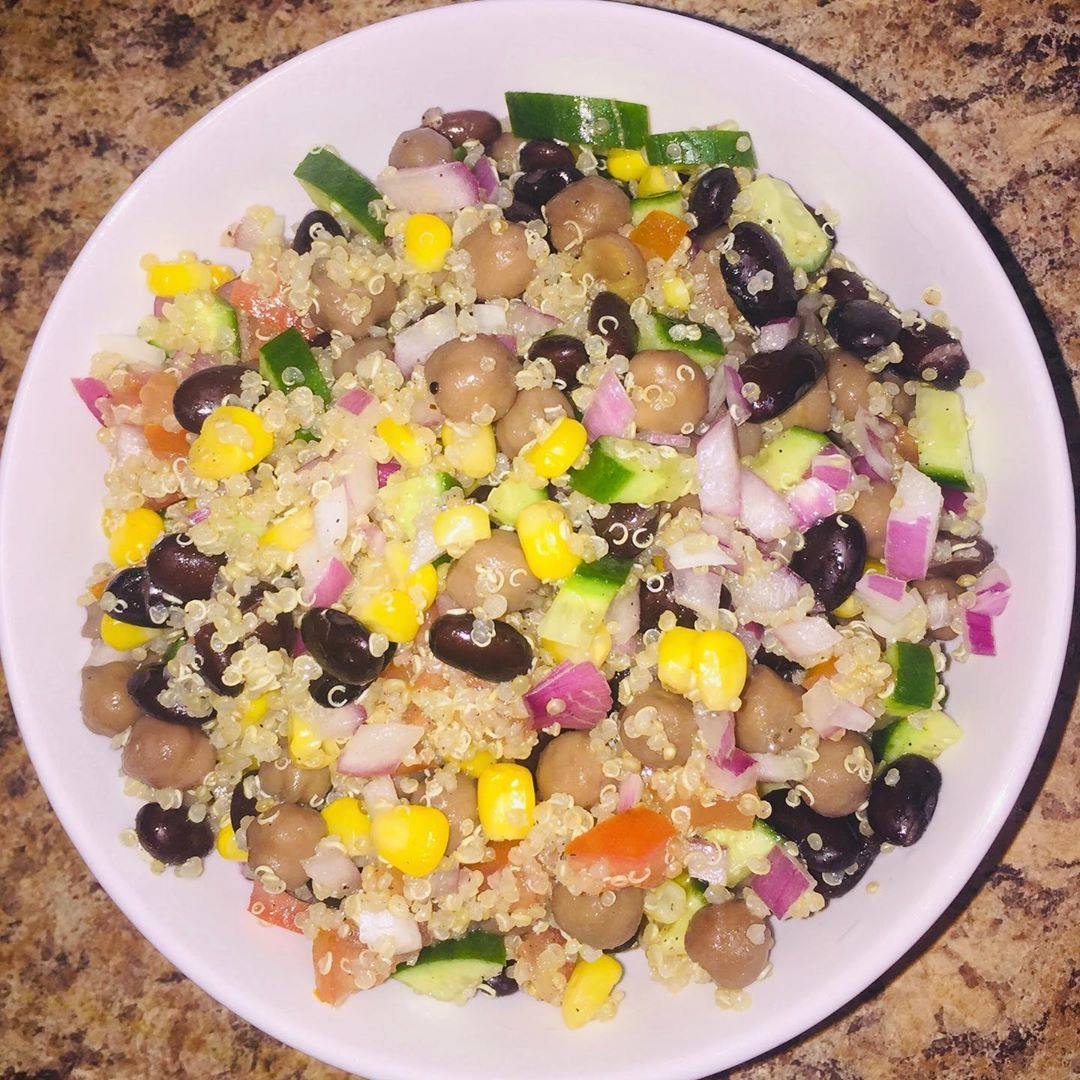 "Sony Tia on Instagram: ""Salad 🥗  . . . #salad #eathealthy #vegan #saladrecipe #saladsofinstagram #saladbowl #salade #eatyourveggies #eatwell #veggies…"""