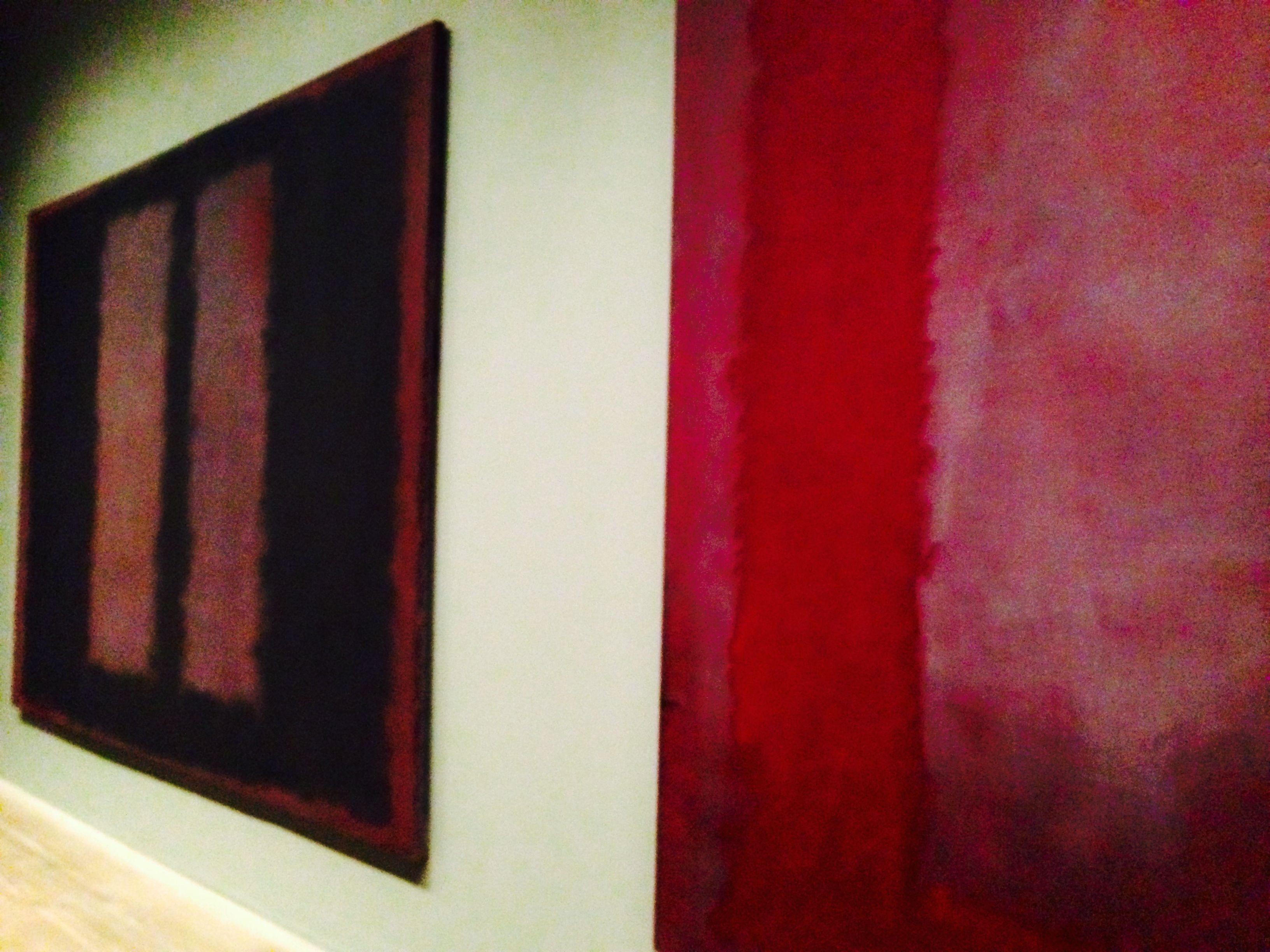 KINSA in London   Rothko Room at the Tate Modern. KINSA in London   Rothko Room at the Tate Modern   KINSA in London