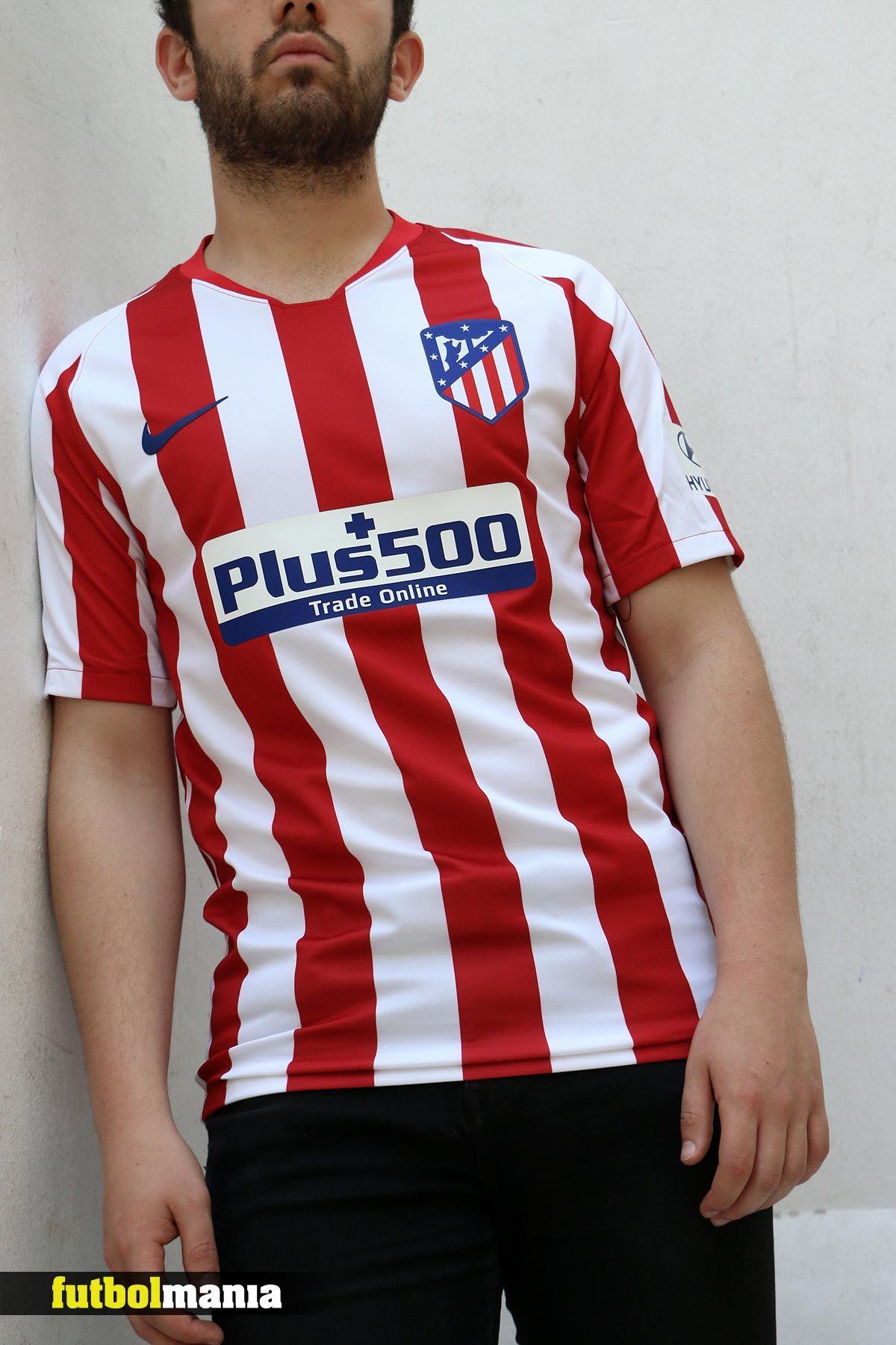 Tratado Persona australiana Farmacología  Camiseta Atlético de Madrid 2019 | Atletico de madri, Nike, Camiseta