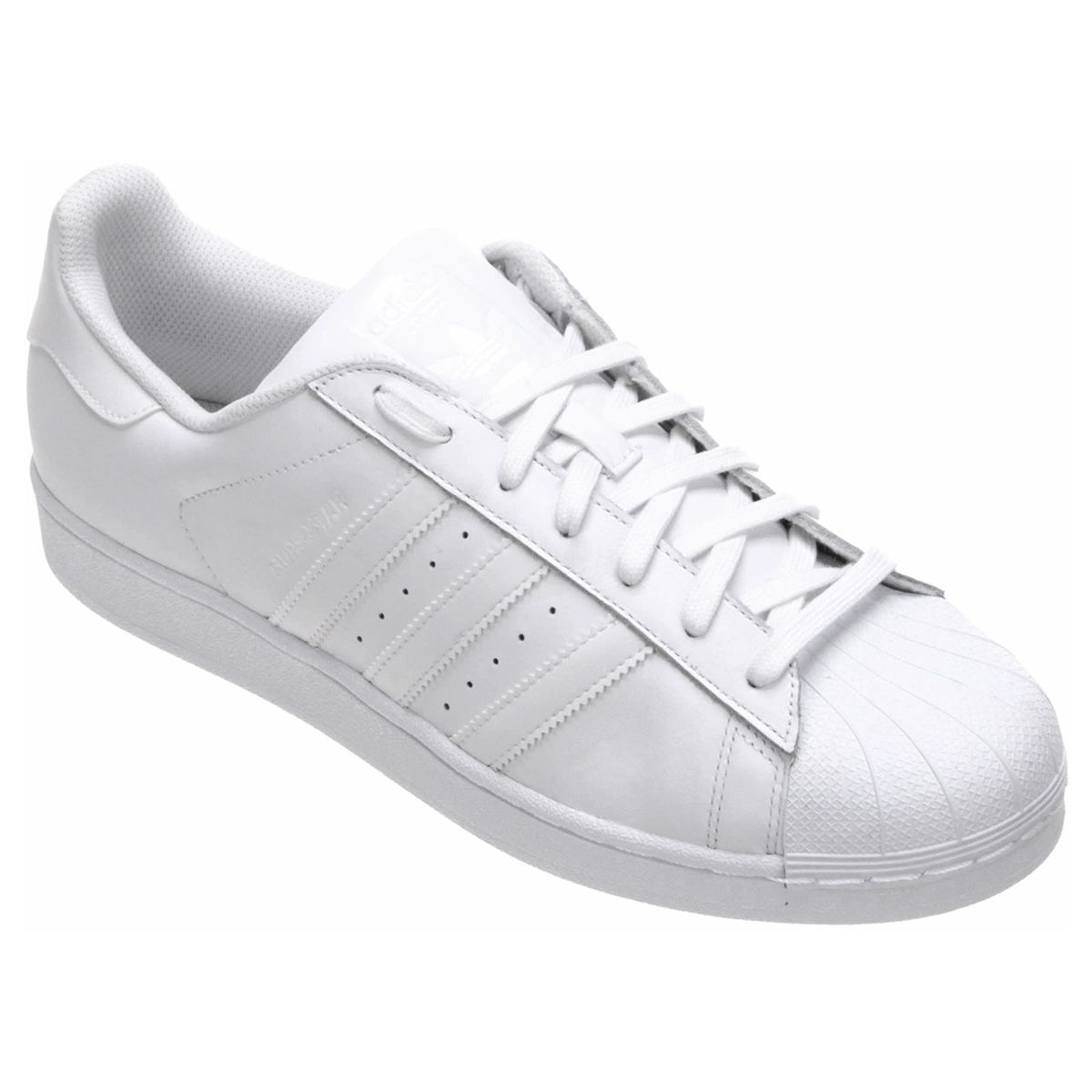tenis adidas superstar foundation infantil