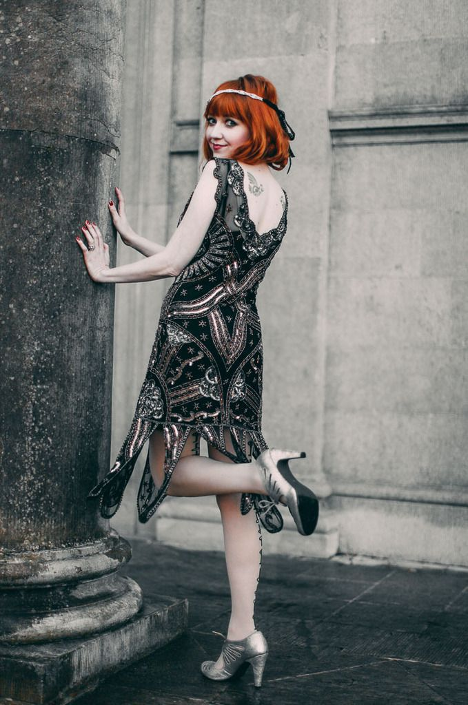 A Clothes Horse: Outfit: Flapper Girl