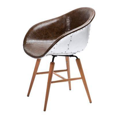 Chaises Avec Accoudoirs Meuble Design Pas Cher Home24 Fr Chaise Salle A Manger Chaise Accoudoir Meuble Design Pas Cher