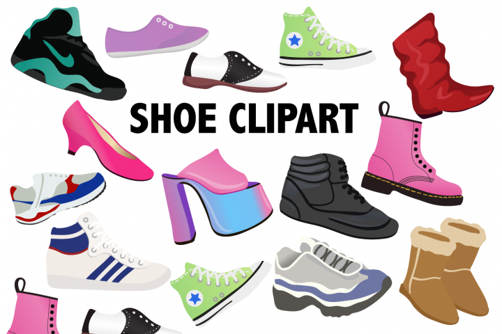 Pin By Veselina Zdravkova On Graphics And Fonts Shoes Clipart Footwear Design Women Shoes