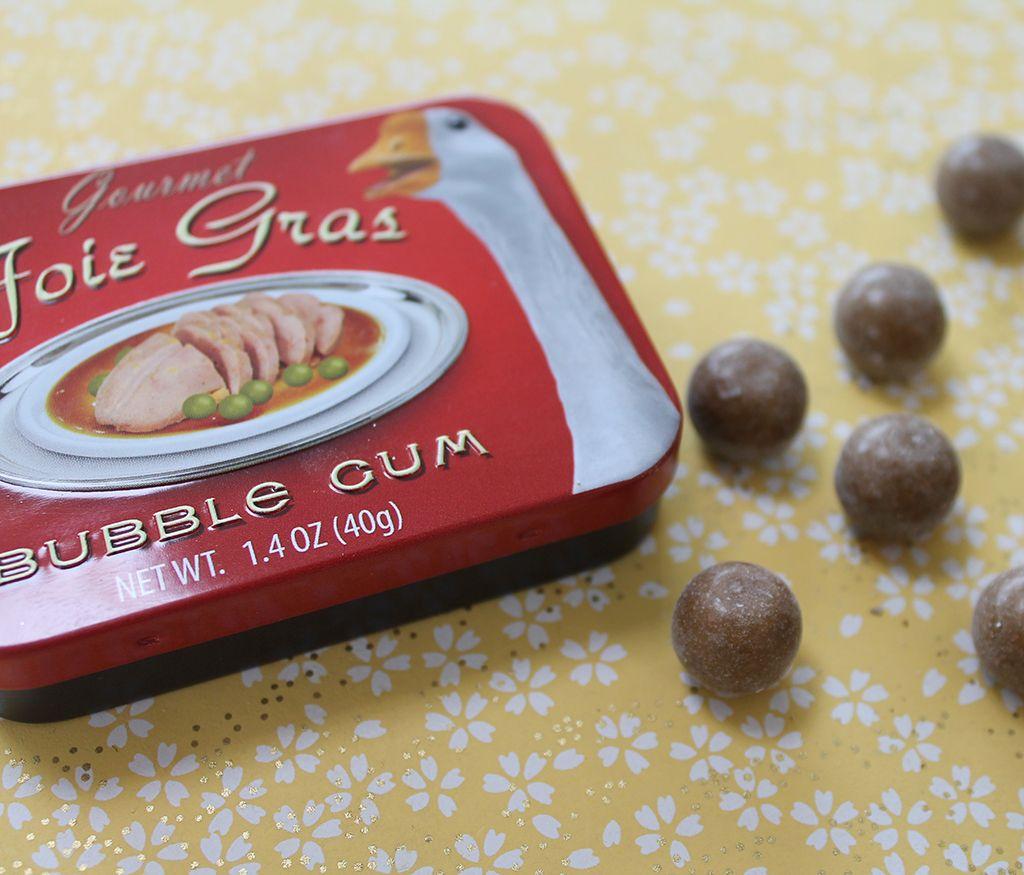 TYGGEGUMMI - foie gras - Mark&Waldorf
