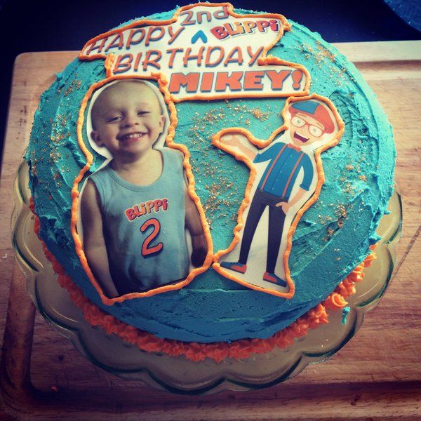 Tommy's Second Birthday Party