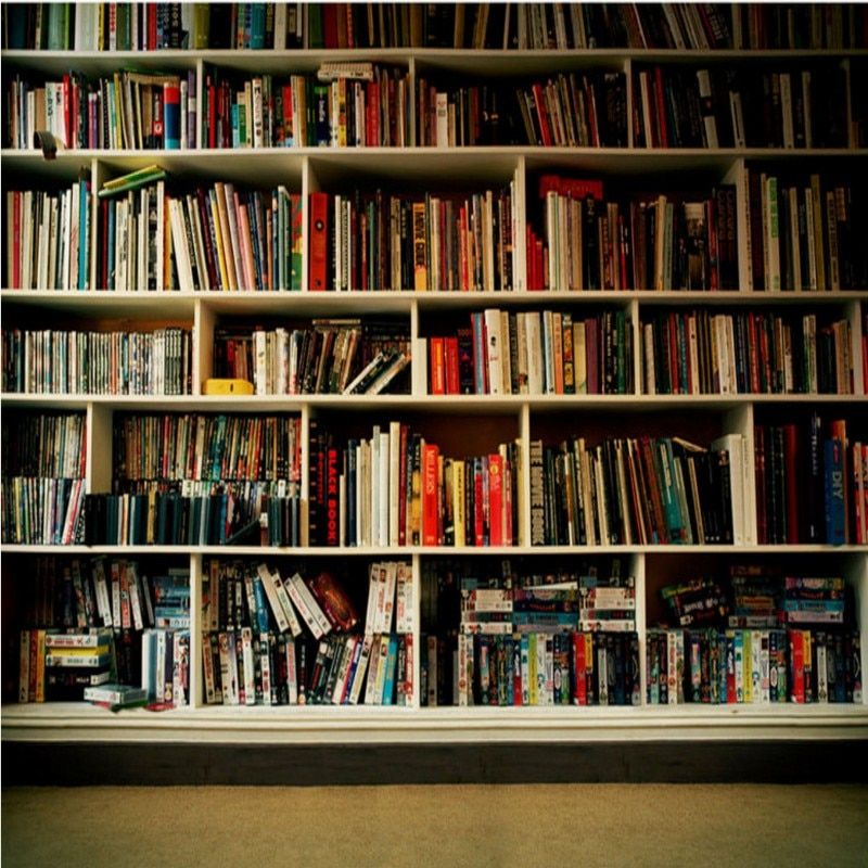 Image result for library wall Retro sofa, Bookcase