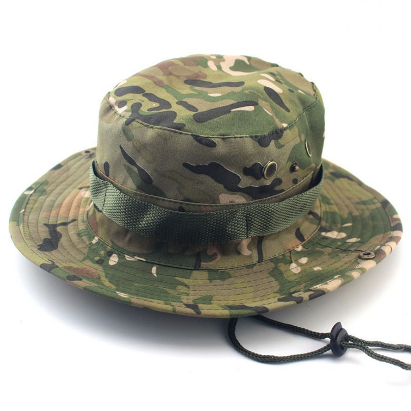 c7c3cfd7f CP Camo Cotton Twill Bucket Boonie Hat Sun Caps | Bonnie Bucket Hats ...