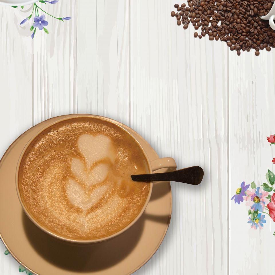 الأمريكية الرجعية الغربية مرسومة باليد Linet القهوة مشروب مطعم ملصق الخلفية آلة القهوة القهوة الرجعية ستاربكس مقهى الأمريكية الرجعية ا Western Food Food Coffee Drawing