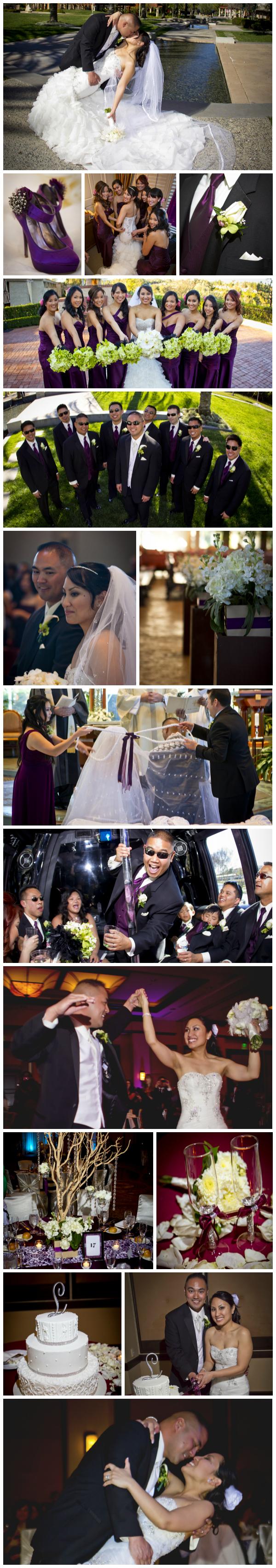 Lorraine + James San Diego Wedding Planner Swann Soirees
