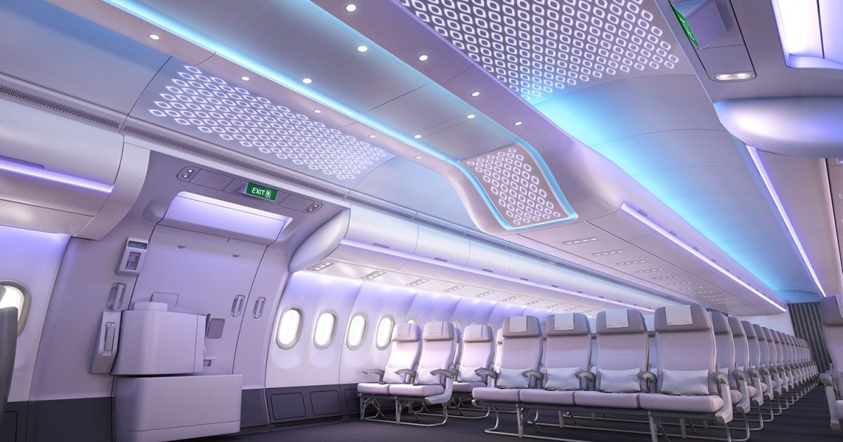 Airbus Unveils Airspace Cabin To Maximize Long Haul Comfort