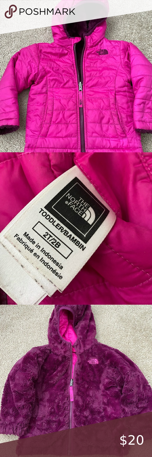 The North Face Toddler 2t Jacket The North Face North Face Jacket Jackets [ 1740 x 580 Pixel ]