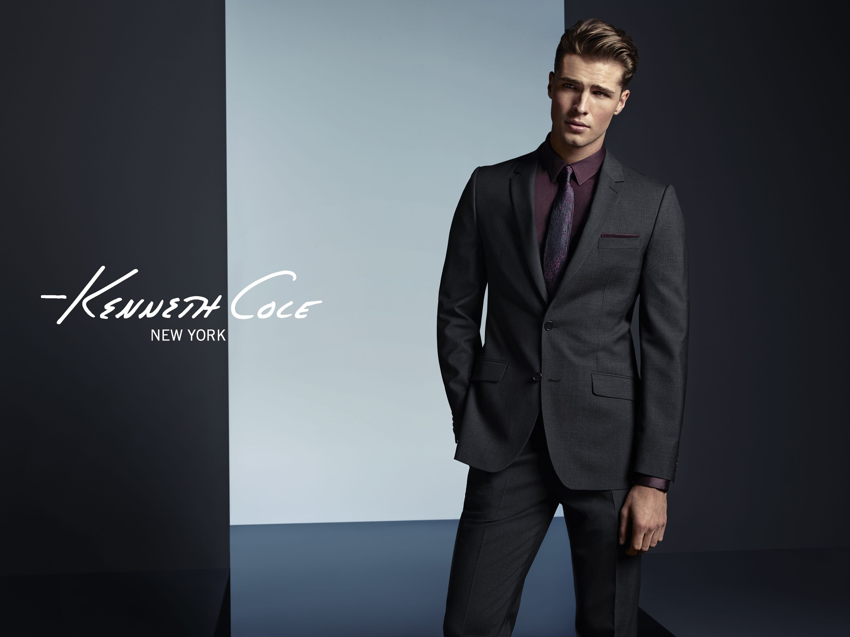 House Of Fraser Kenneth Cole Collection AutumnWinter 2014 Men's Lookbook House Of Fraser Kenneth Cole Collection AutumnWinter 2014 Men's Lookbook new images