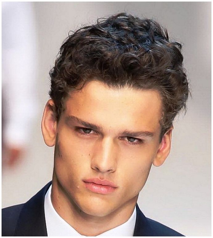Mens Wavy Undercut Hairstyles Mens Wavy Hairstyles Men - Mens hairstyle undercut 2012