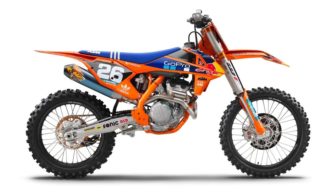 Ktm Announces 2017 Factory Edition Models New Models 2017 Ktm Mx 2017 Ktm Mx Cycle Canada Ktm Dirt Bikes Ktm Factory Ktm Motocross