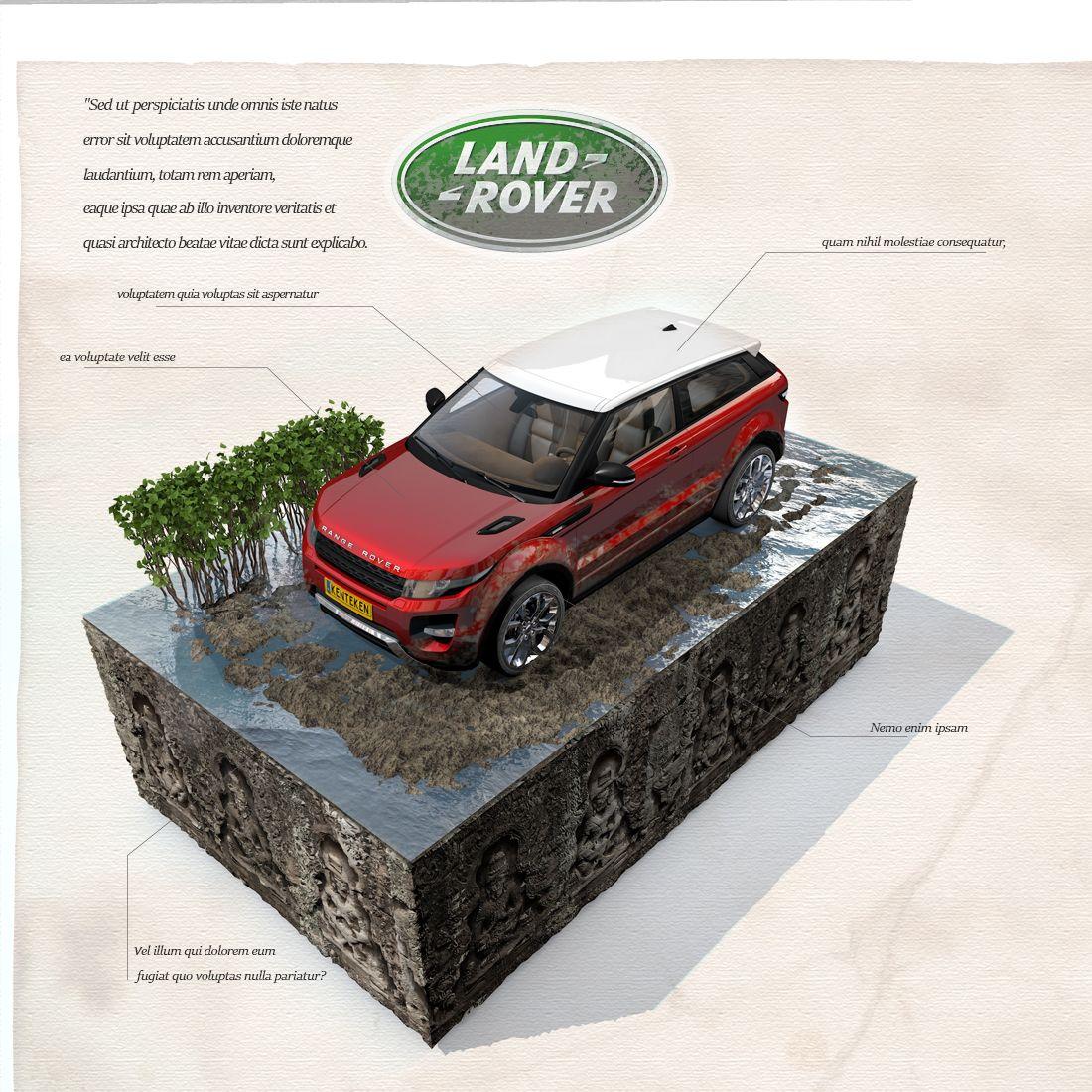 mills-company: Range Rover