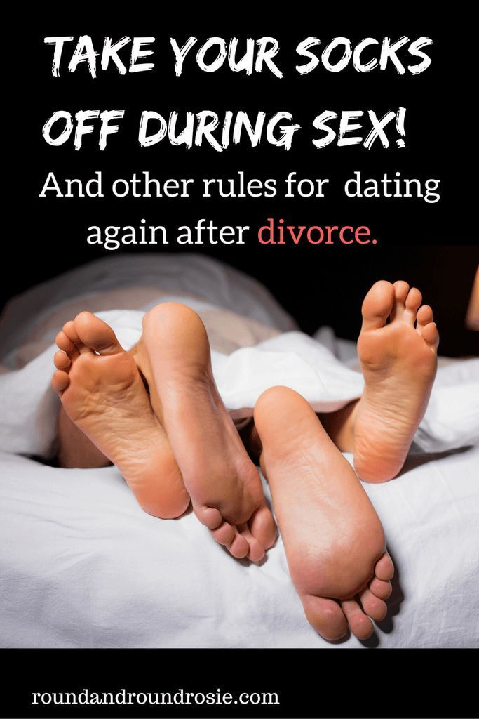 Sex and dating after divorce