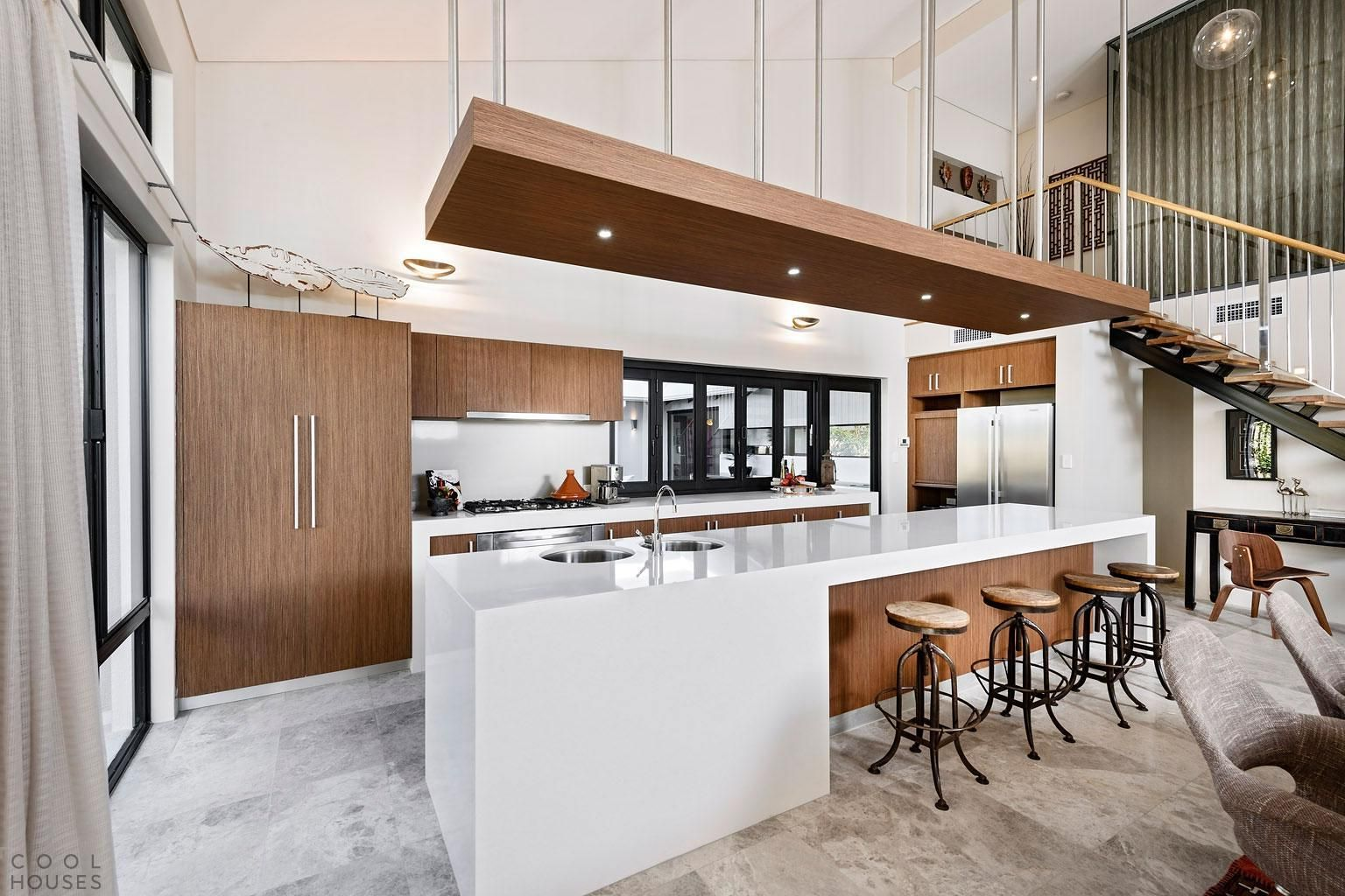 Image Result For Kitchen In Two Story E