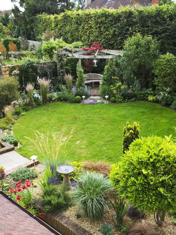 23 ideas en fotos para el dise o de jardines jardines y terrazas pinterest jardiner a - Disenos de jardineria ...