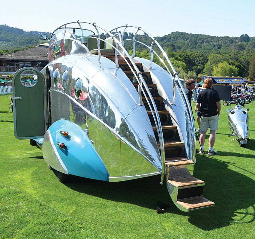 Der Clou am Decoliner ist die sogenannte Flying Bridge, über die man auf das...