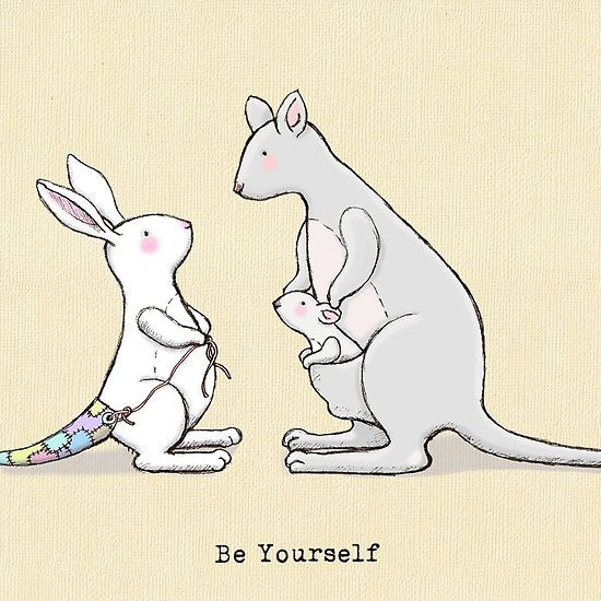 Be+yourself
