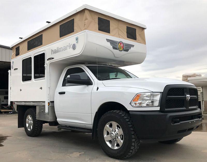 Tcm Exclusive 2018 Hallmark Nevada Flatbed Best Truck Camper
