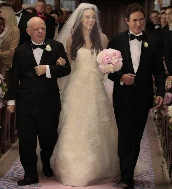 #GossipGirl - Louis Grimaldi & Blair Waldorf's Wedding ...