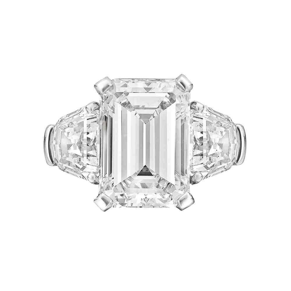 6 Carat Diamond Engagement Ring Carat Engagement Rings Pinterest