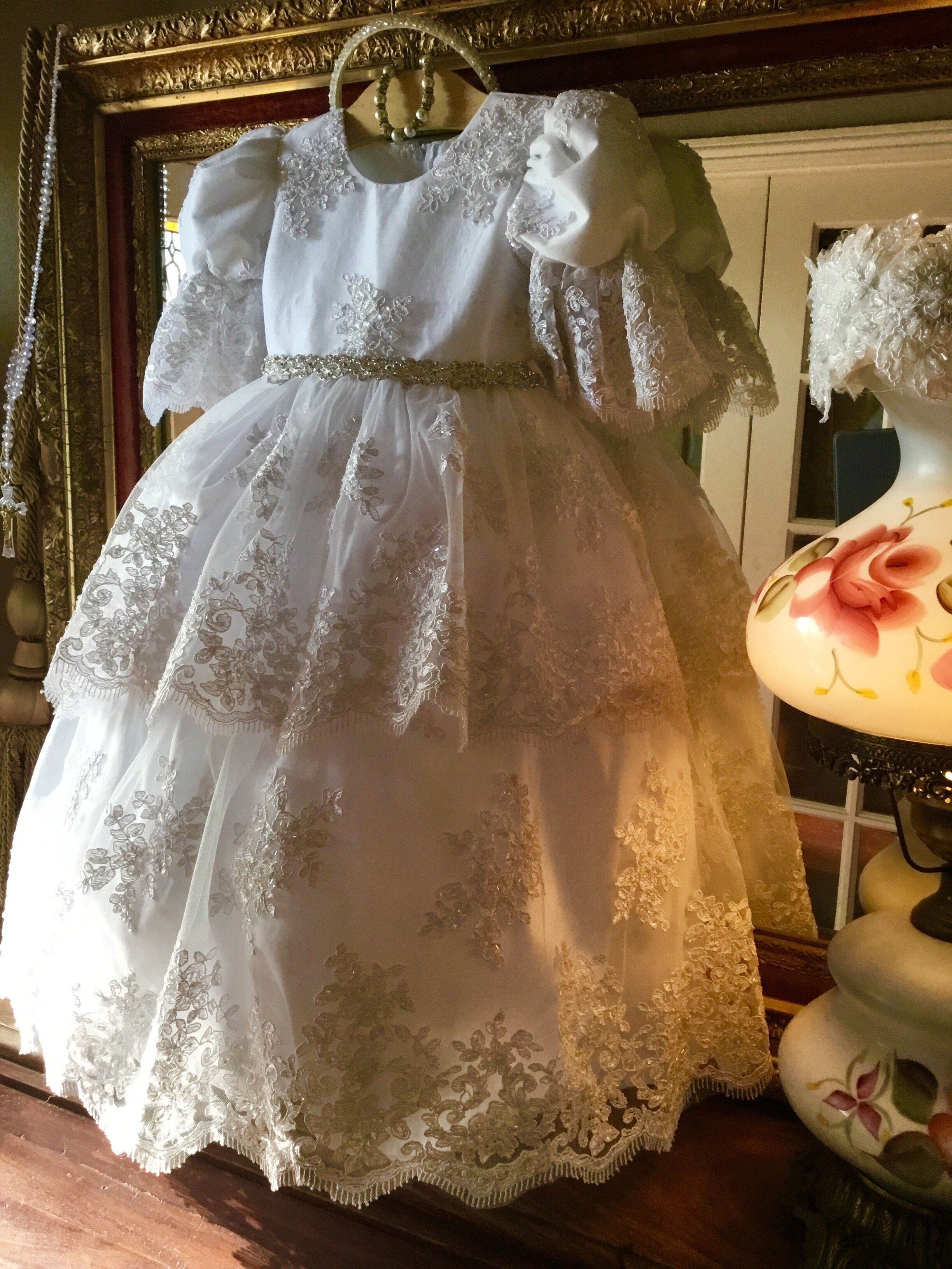 Toddler Lace Christening Dress Ivanna 3t In 2021 Baptism Dresses For Toddlers Dresses Christening Dress [ 3264 x 2448 Pixel ]