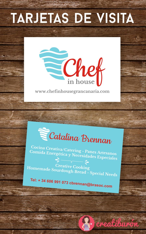 Pronto verá la luz la web el proyecto de Catalina, de Chef in house ...